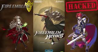 Fire Emblem Heroes Game Mod Ringan