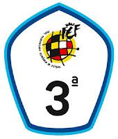 Logo 3ª División Fútbol