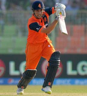 Zimbabwe vs Netherlands 7th Match ICC World T20 2014 Highlights