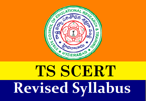 TS SCERT Reduced Syllabus from 1 to 10th Classes-Classwise activity based Syllabus with Topics and Pictures