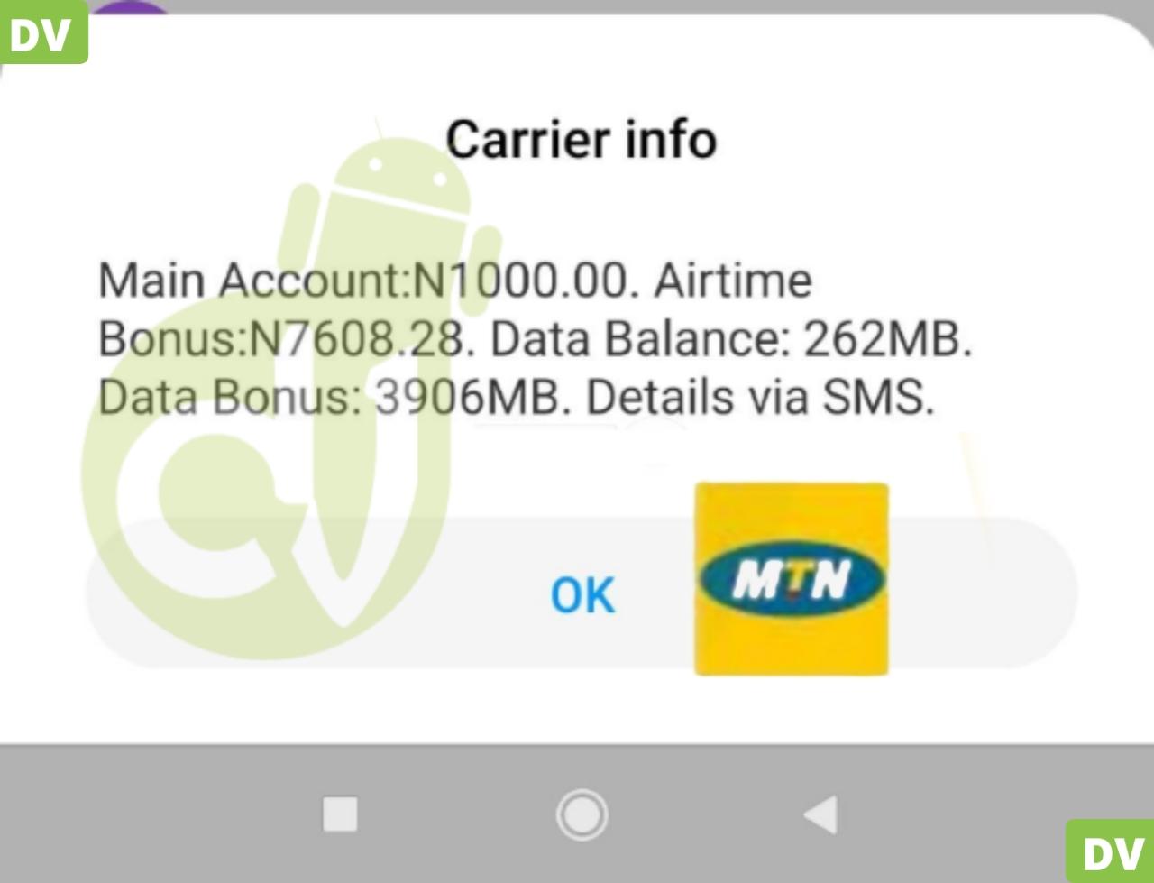 mtn free 3.5gb data