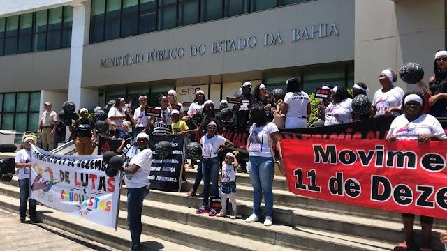Movimento 11 de dezembro: 21 anos após explosão da fábrica de fogos em SAJ familiares pedem justiça