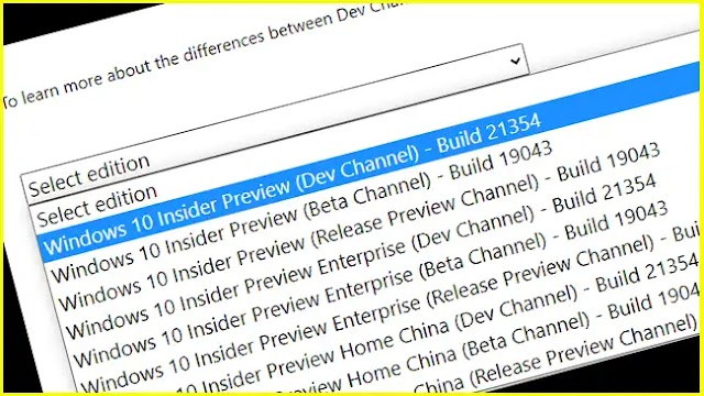 How to Download Official Windows 10 Build 21354 ISOs (CO_RELEASE) Available For Insiders