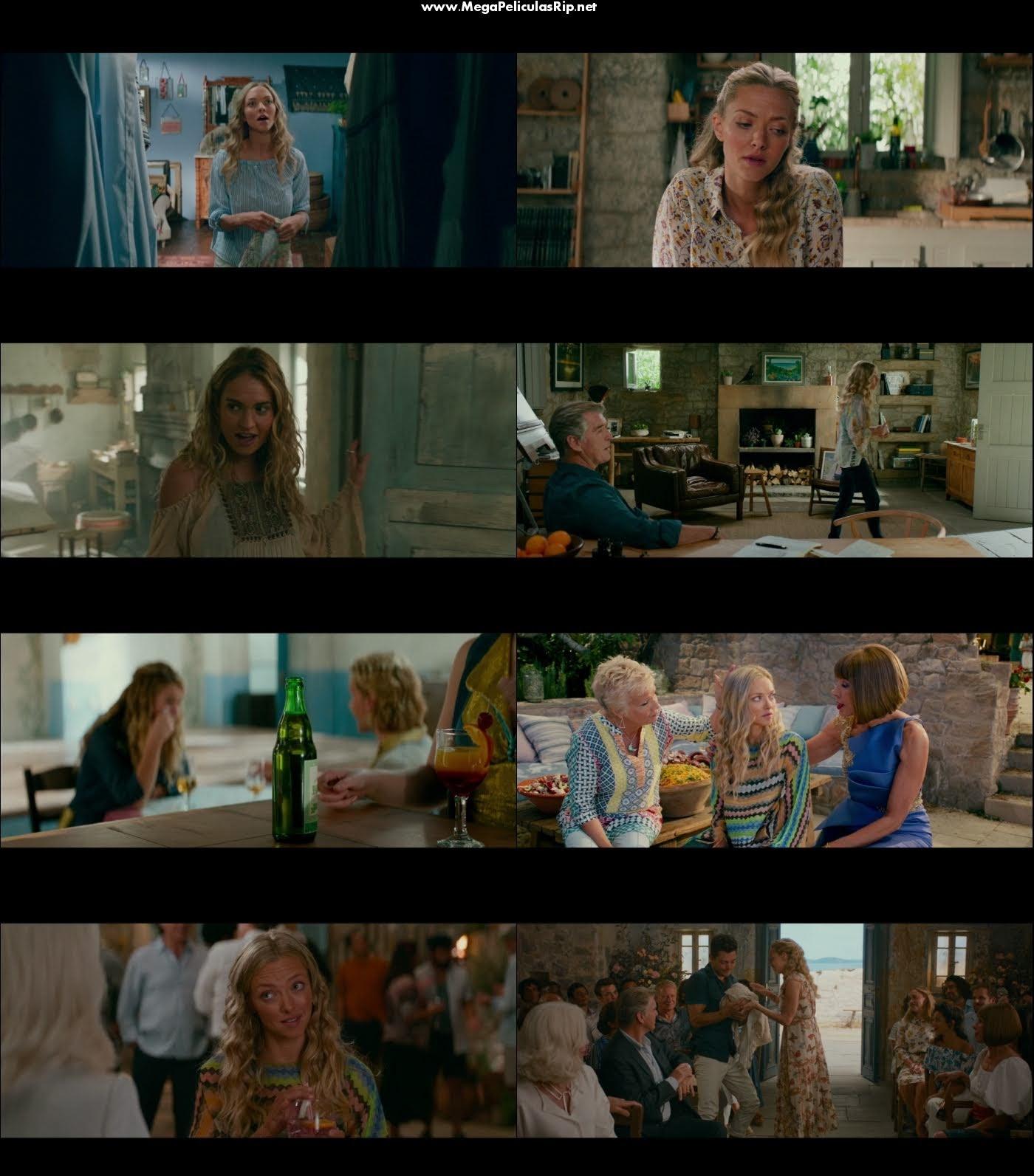 Mamma Mia Vamos otra vez 1080p Latino