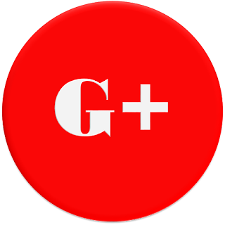 A imagem mostra a logo marca do g+.