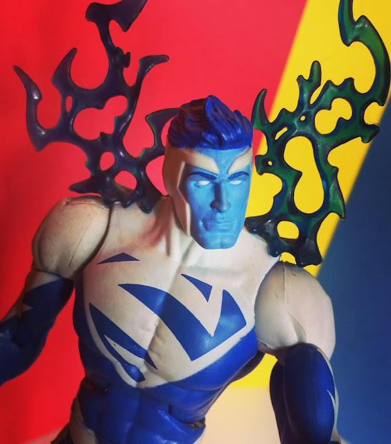 Electric Superman Blue