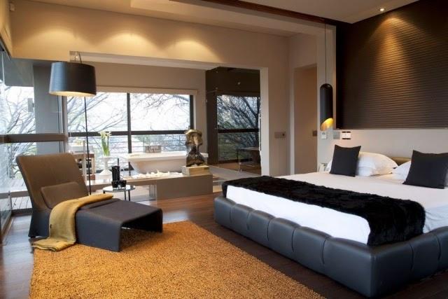 Habitación principal con bañera