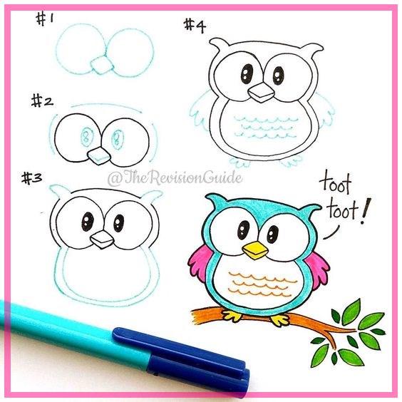 Drawing Activities for Kids Preschool Free Printable 2020