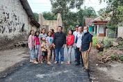 SMSI Tuntaskan Bangun Jalan dan Sanitasi untuk Masyarakat