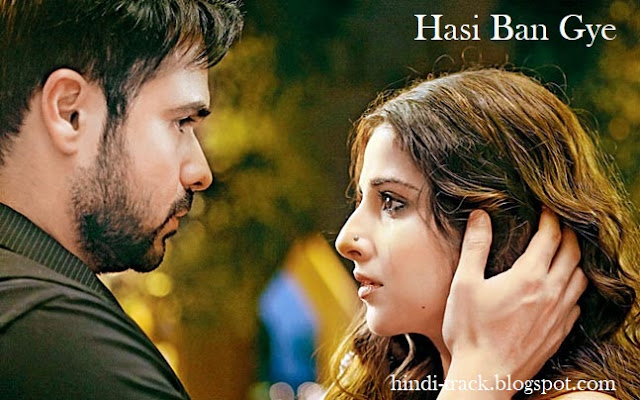 हंसी बन गए | Hasi ban gaye Hindi Lyrics – Hamari Adhuri Kahani-shreya ghoshal