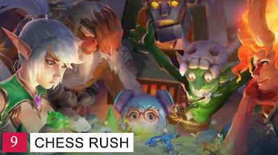 Chess Rush Game Terpopuler saat ini di dunia