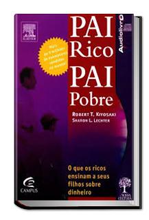 Audiobook Pai Rico, Pai Pobre