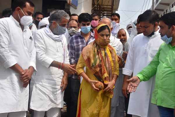 minister-krishanpal-gurjar-started-ward-1-rajiv-colony-rmc-road