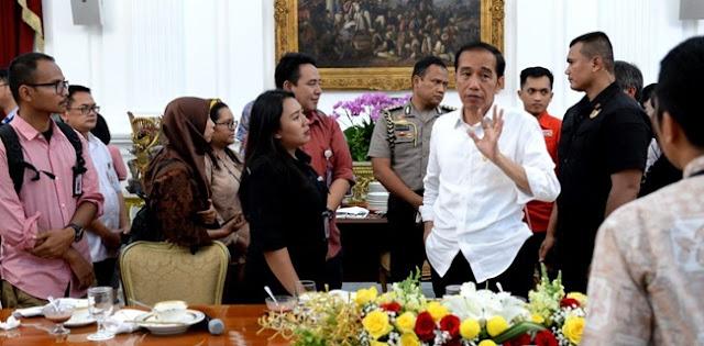 Wacana Presiden Tiga Periode Bisa Jadi Bumerang Ke Jokowi
