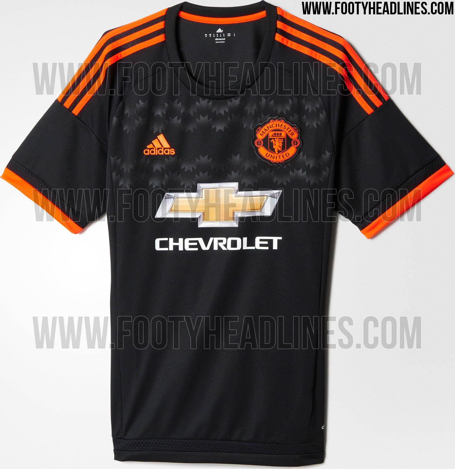 the latest 5a6c3 8b600 New Manchester United Home Shirt 2015 16 | Azərbaycan Dillər ...