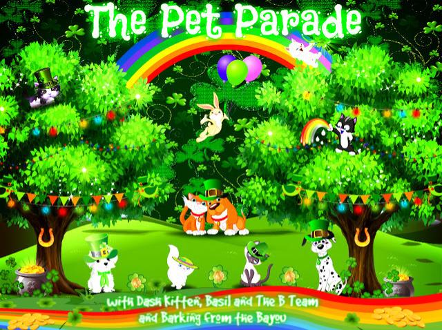 The Pet Parade - St Patrick's 2020