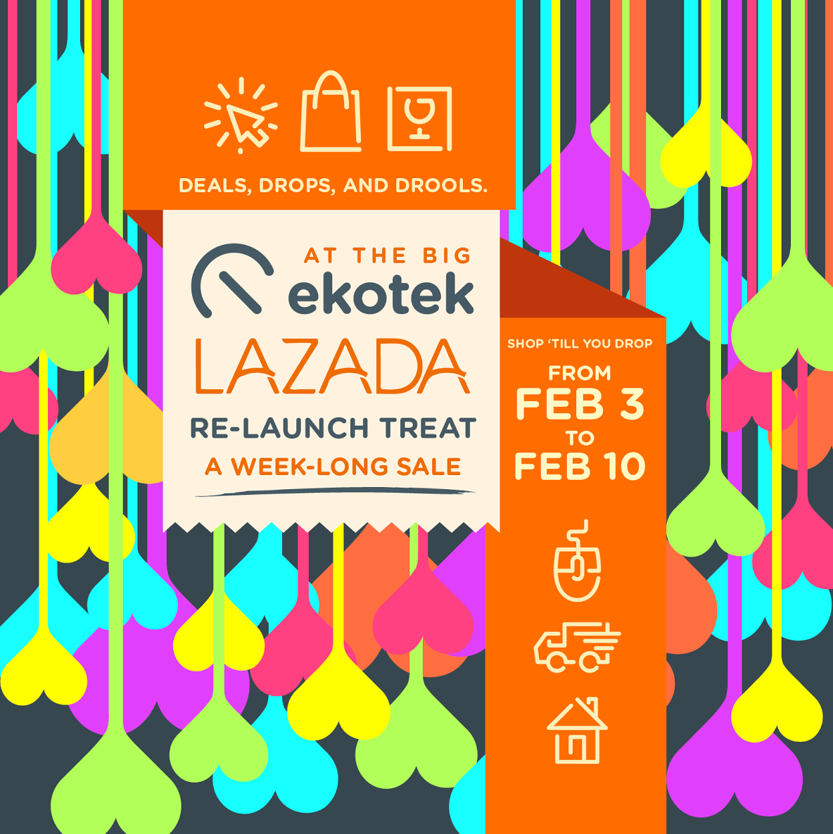 Ekotek Relaunch Sale
