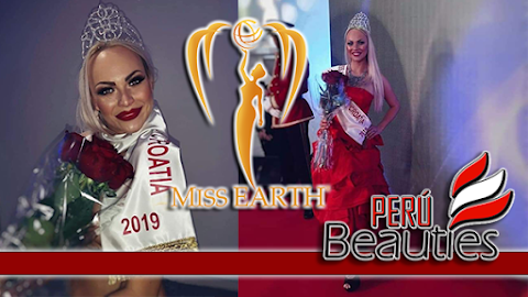 Dorotea Baličević es Miss Earth Croatia 2019