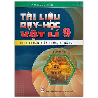 Tài Liệu Dạy Và Học Vật Lý 9 - Tập 1 (2020) ebook PDF-EPUB-AWZ3-PRC-MOBI