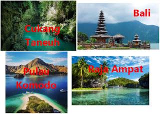 Destinasi Wisata Indonesia, Buat Anda Terpesona!