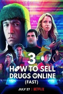 Como vender drogas online (A toda pastilla) Temporada 3