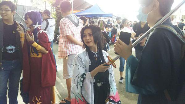 cosplay liên quân việt nam  manga festival Cũng văn hoá lao động 2092020