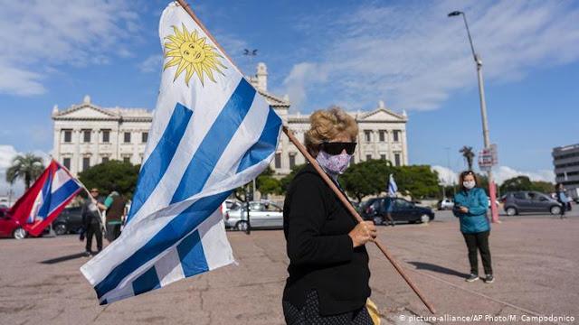 Os países que dão exemplo no combate à covid-19 nas Américas