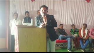मध्यप्रदेश श्रमजीवी पत्रकार संघ तहसील इकाई बिरसा में आयोजित हुआ पत्रकार सम्मेलन