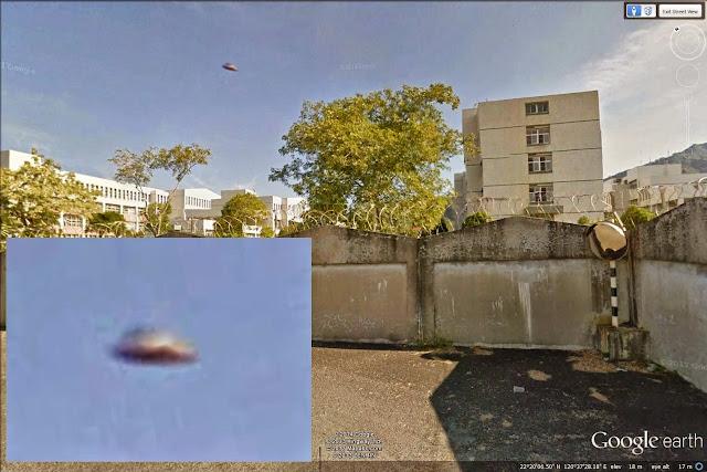 Penampakan UFO