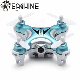 Spesifikasi Drone Eachine E10W - OmahDrones