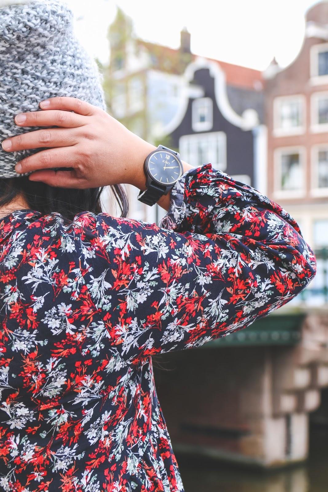 Out and About in Amsterdam + JORD Wood Watch Review and Giveaway