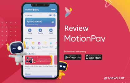 Review MotionPay: Dompet Digital Pintar dari MNC