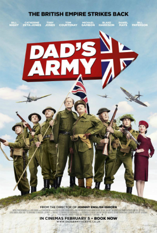 Dad's Army [2016] [DVDR] [NTSC] [Latino]