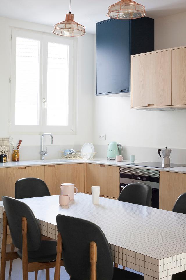 Appunti di casa un appartamento haussmaniano rivisto da heju - Appunti di casa ...