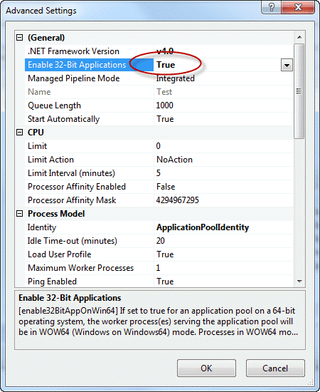 Solved - The Microsoft.ACE.OLEDB.12.0 provider is not registered on the local machine