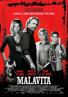 The Family (Malavita) 2013 DVD R2 PAL Spanish