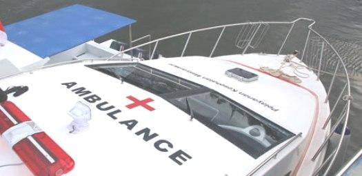 Kepulauan Selayar, Akan Dapat Jatah 1 Unit Ambulance Laut Ukuran Besar