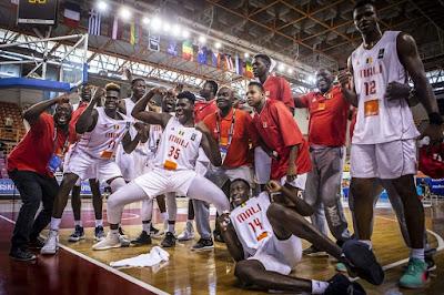 FIBA U19 World Cup - Mali yarı finalde