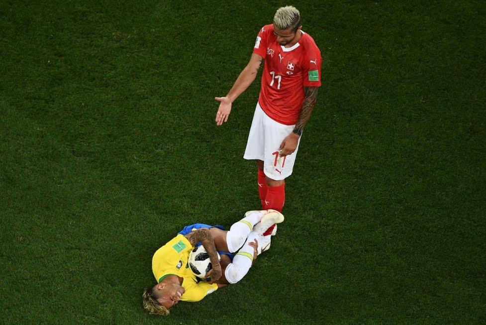 Brasile-Svizzera Risultato senza vincitori: segnano Coutinho e Zuber | Mondiali Russia 2018