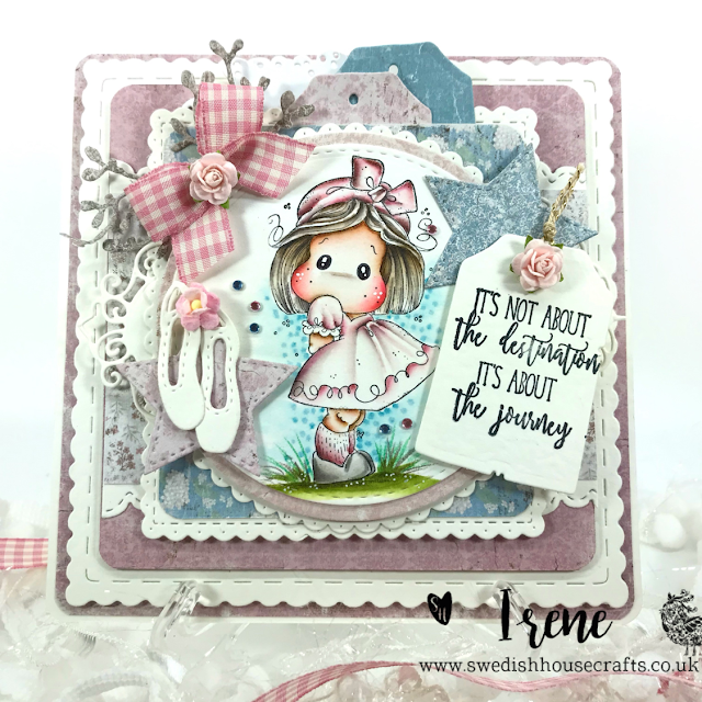 Friendship Card | By Irene Mendes