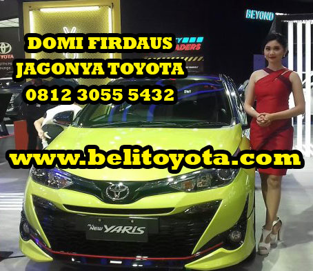 Harga Toyota All New Yaris 2019 Di Surabaya Promo Dealer Toyota
