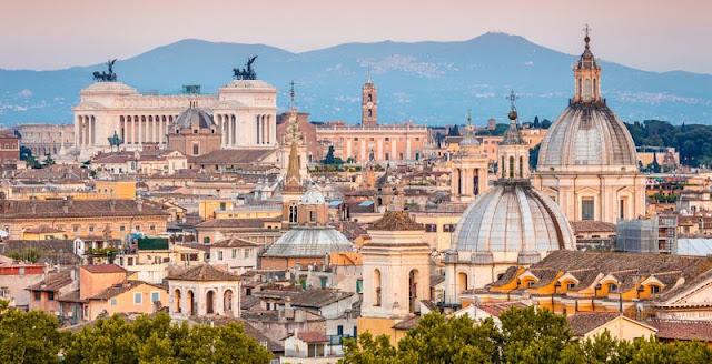 Jalan Lain ke Roma