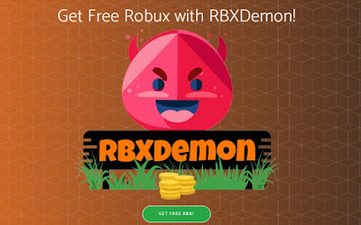 Rbxdemon.com - How To Get Robux Free On Roblox