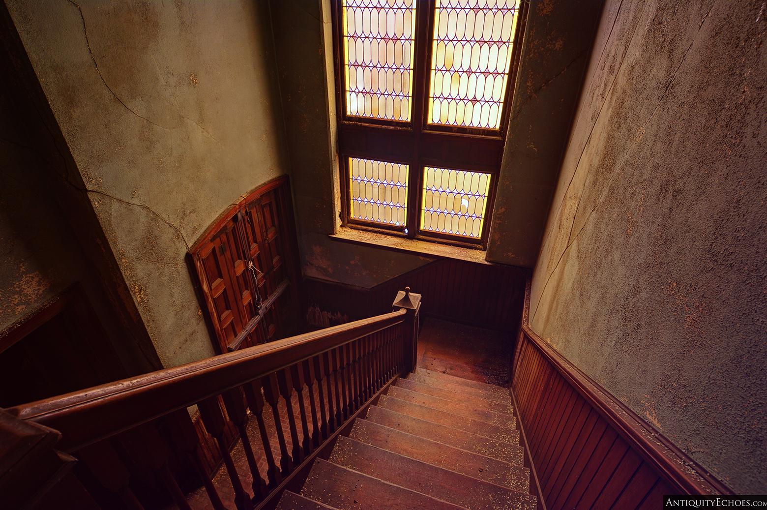 Third Presbyterian - Looking Down Master Stair