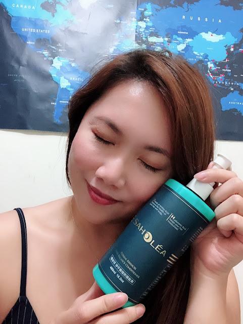 SAHOLEA  淨透平衡洗髮精