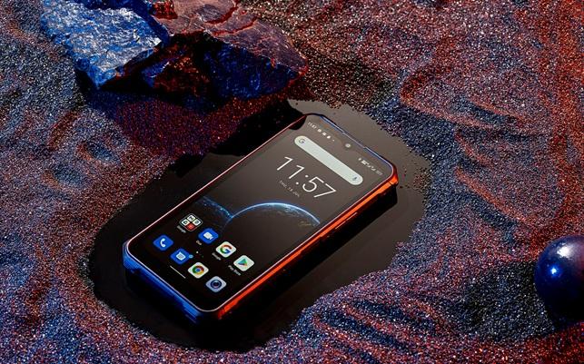 Oukitel WP13: smartphone rugerizado con conectividad 5G y función de termómetro