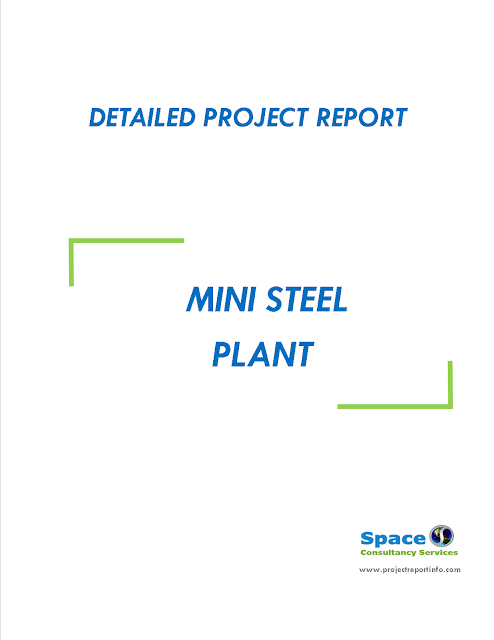 Project Report on Mini Steel Plant