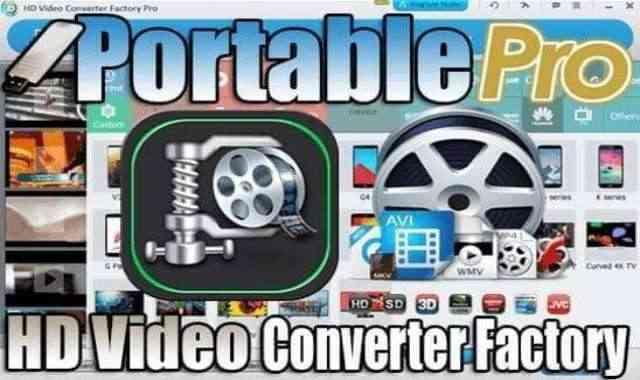 تحميل برنامج WonderFox HD Video Converter Factory Pro Portable اخر اصدار نسخة محمولة مفعلة