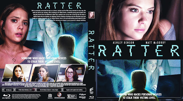 Ratter Bluray Cover
