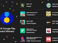 Daftar Aplikasi Android Terbaik 2016
